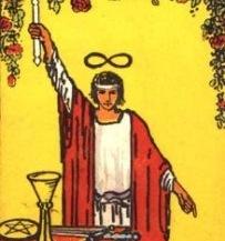 Der Magier (Tarotkarte)
