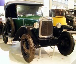 Opel Laubfrosch