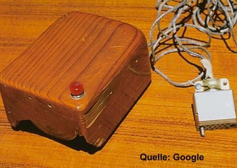 Douglas C. Engelbart, PC-Mouse
